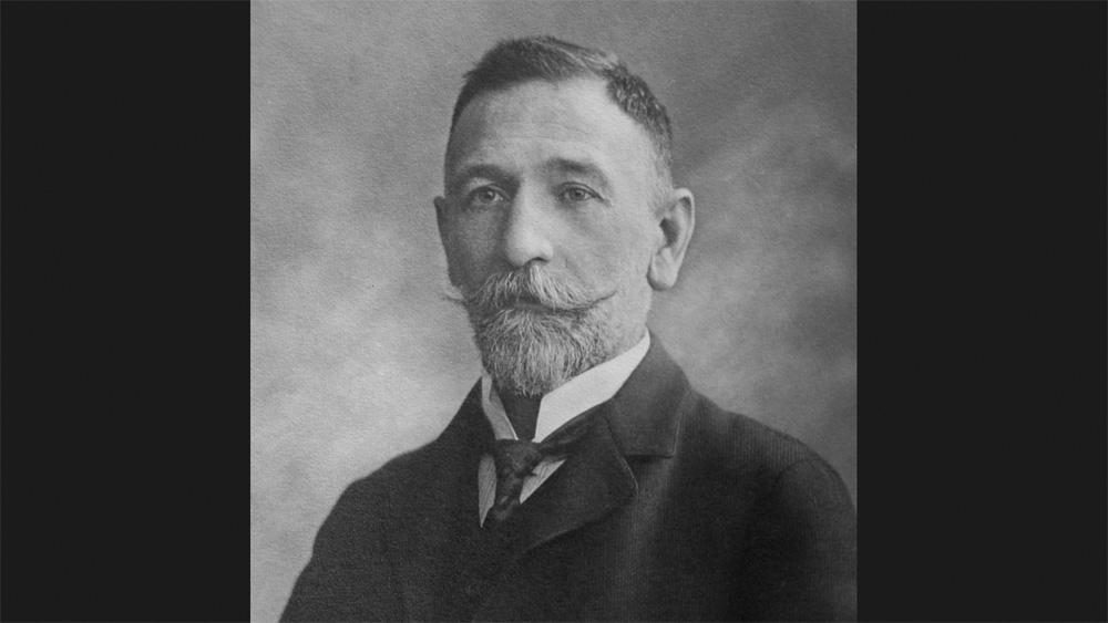 Eduard Lang (1854-1908).